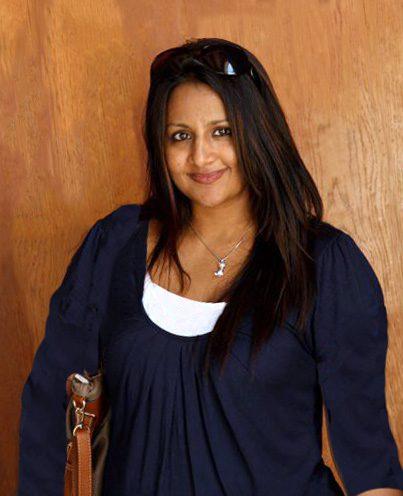 Deepa Vijayan at the Singapore Writers Festival